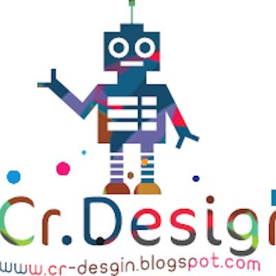 تصميم شعار Cr.Design
