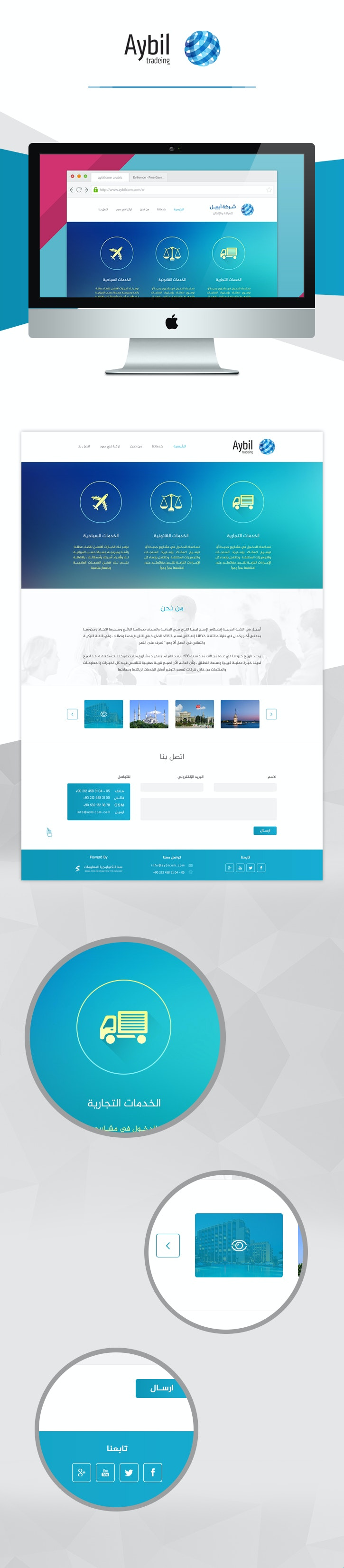 AYBIL Website