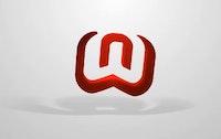 صناعة شعار ثلاثي الأبعاد بواسطة الأفتر إيفكت