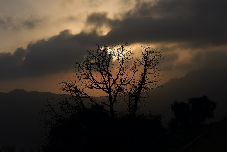 غروب الشمس ٢