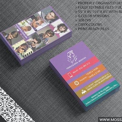 Creative Business Card 003