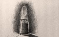 زجاجة