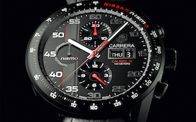 TAG HEUER NISMO