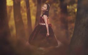 warm red Autumn