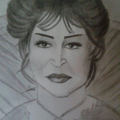 الفنانه المتألقة وردة الجزائرية