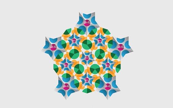 Complex Pattern Evolution