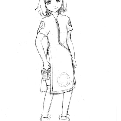 A sketch of Sakura