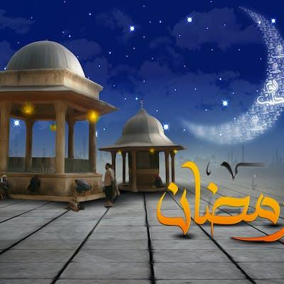 Ramadan break Night