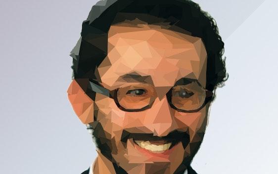 تجربة تصميم مضلع للفنان احمد حلمي
