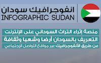 انفوجرافيك سودان