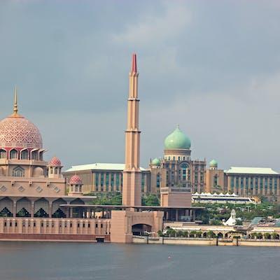 مسجد بوترجايا.