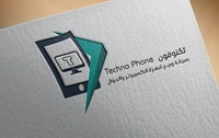 techno phone logo