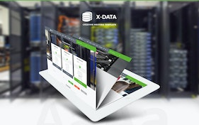 X-DATA – Creative Psd Template For Hosting