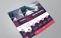 Corporate Beautiful Flyer