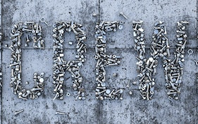Screws Text by Djamil Azzouz
