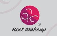 شعار keet makeup