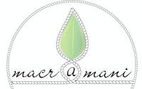 شعار من تصميمي لمشروع مكرميات