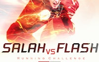 Salah vs Flash
