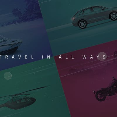 Travel in all ways