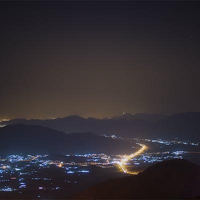 اضواء المدينة