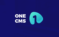 One CMS Brand Identity Design