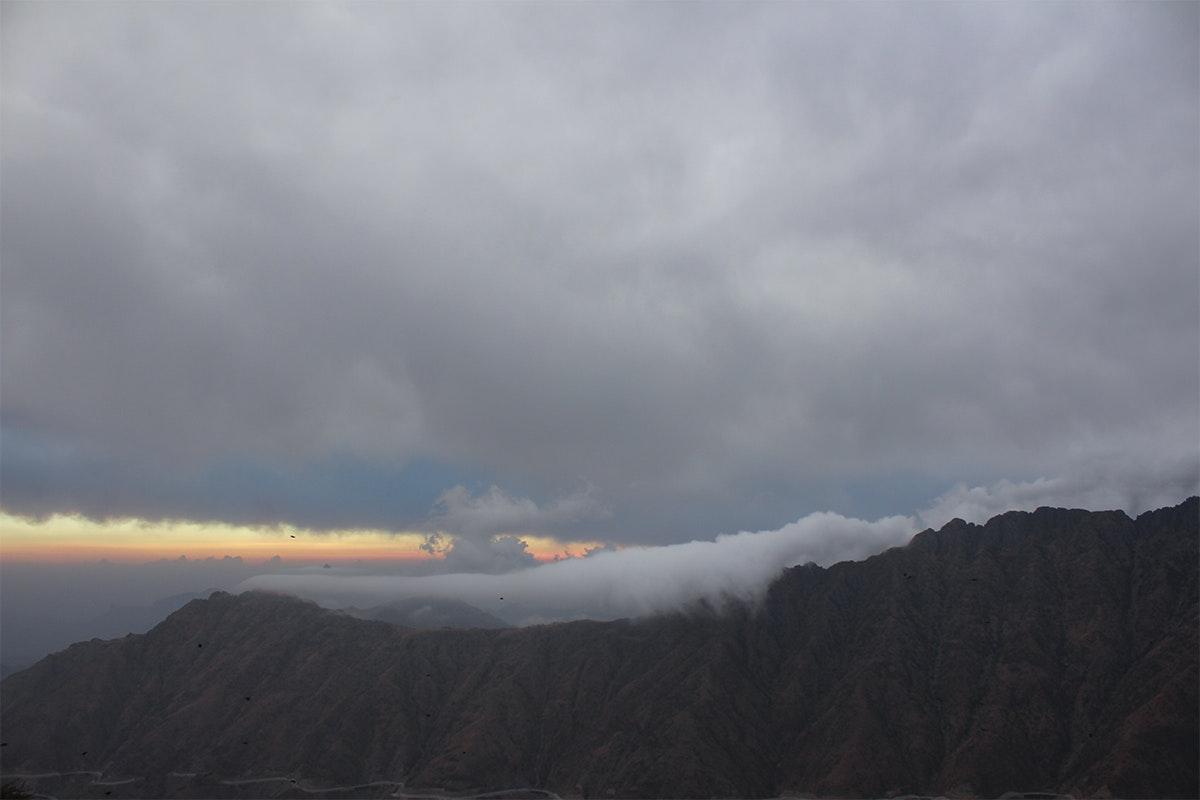 موج الغيوم