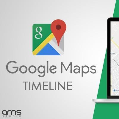 جوجل ماب - تايم لاين | Google maps