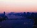 القاهرة فى  دخول الغروب