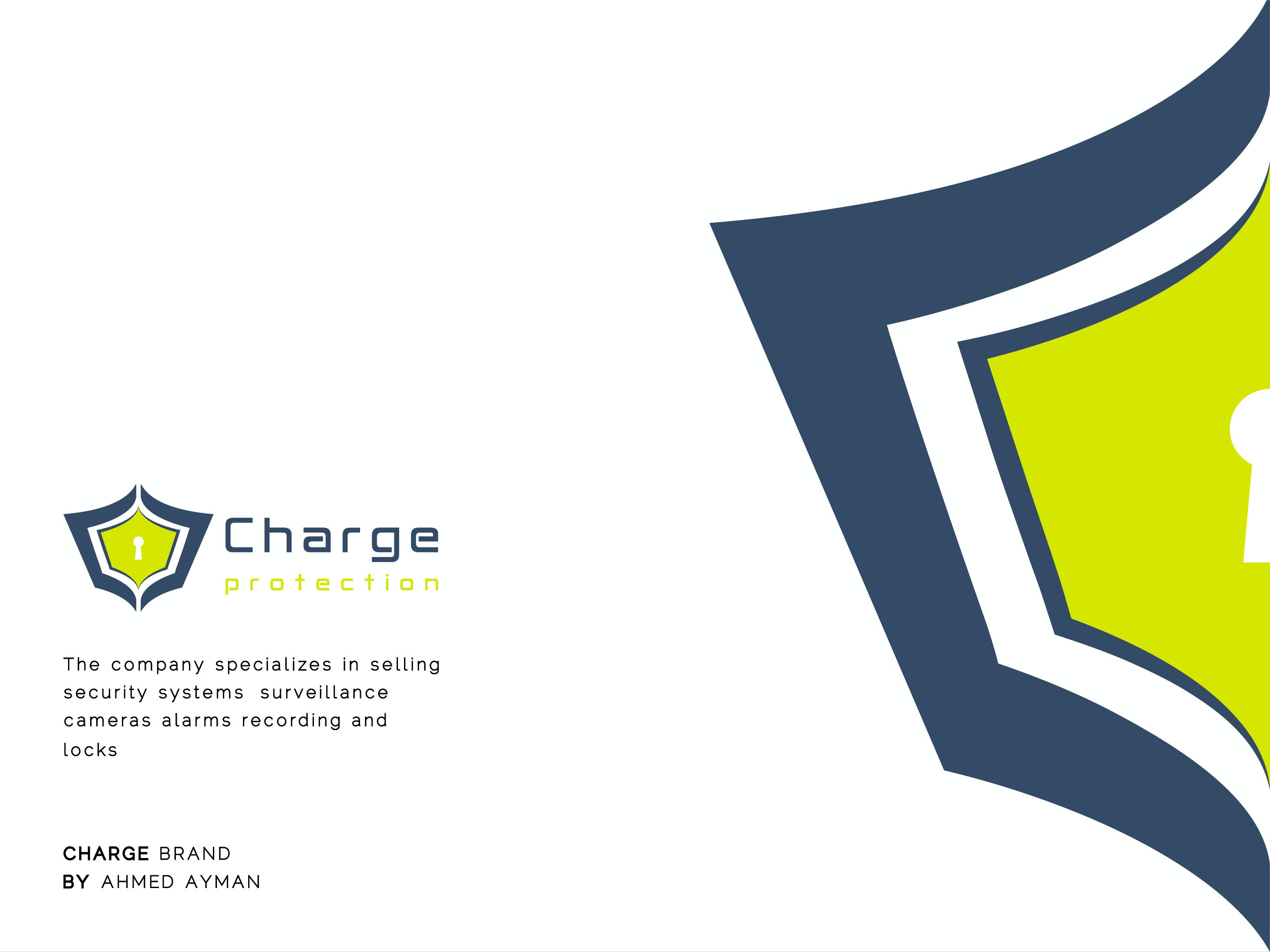 Charge - Logo