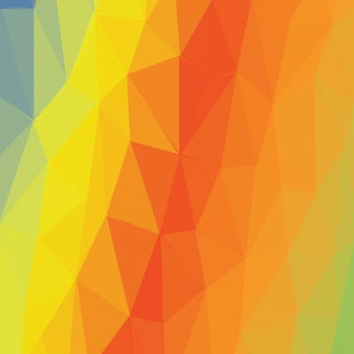 Low Poly COLOR Background