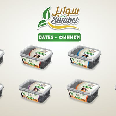 SWABEL DATES Packaging