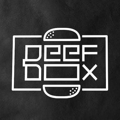 شعار مطعم بيف بوكس