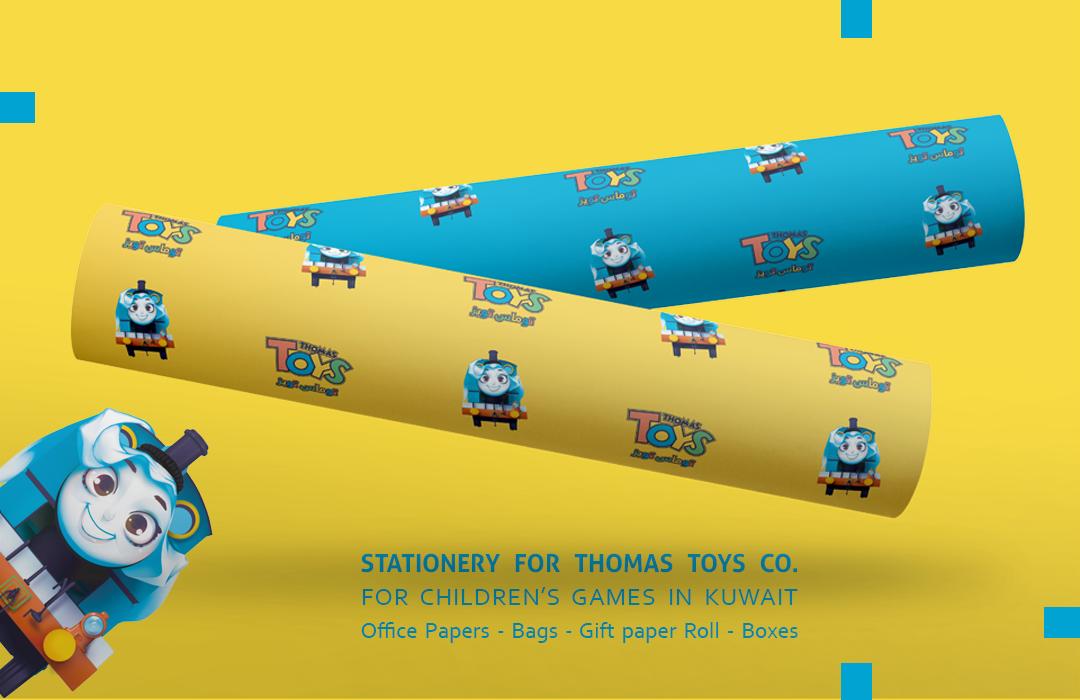 THOMAS TOYS CO